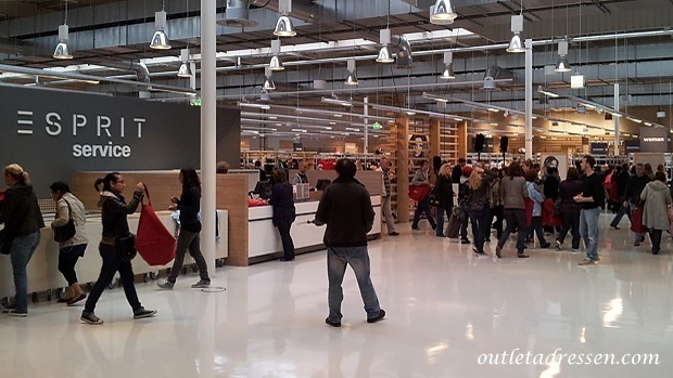 Esprit Outlet Ratingen