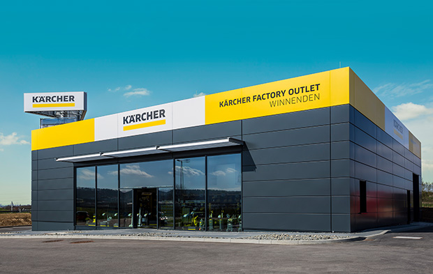 Kärcher Factory Outlet Winnenden