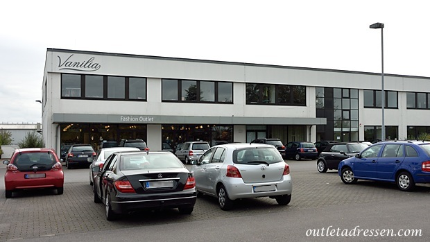 Vanilia Fashion Outlet Neuss